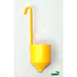 Kubek Forda 4 mm do mierzenia lepkości lakierów i olejów